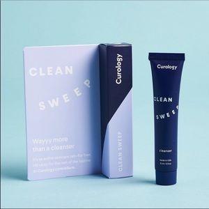 Brand New Curology Clean Sweep Cleanser!